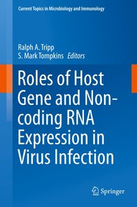 Roles of Host Gene and Non-coding RNA Expression in Virus Infect