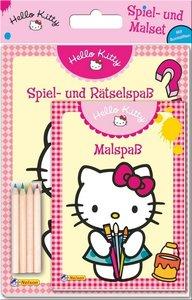 Hello Kitty Spiel- und Malset