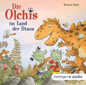 Die Olchis im Land der Dinos (CD)