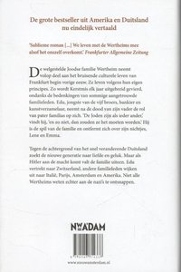 De Wertheims / druk 1