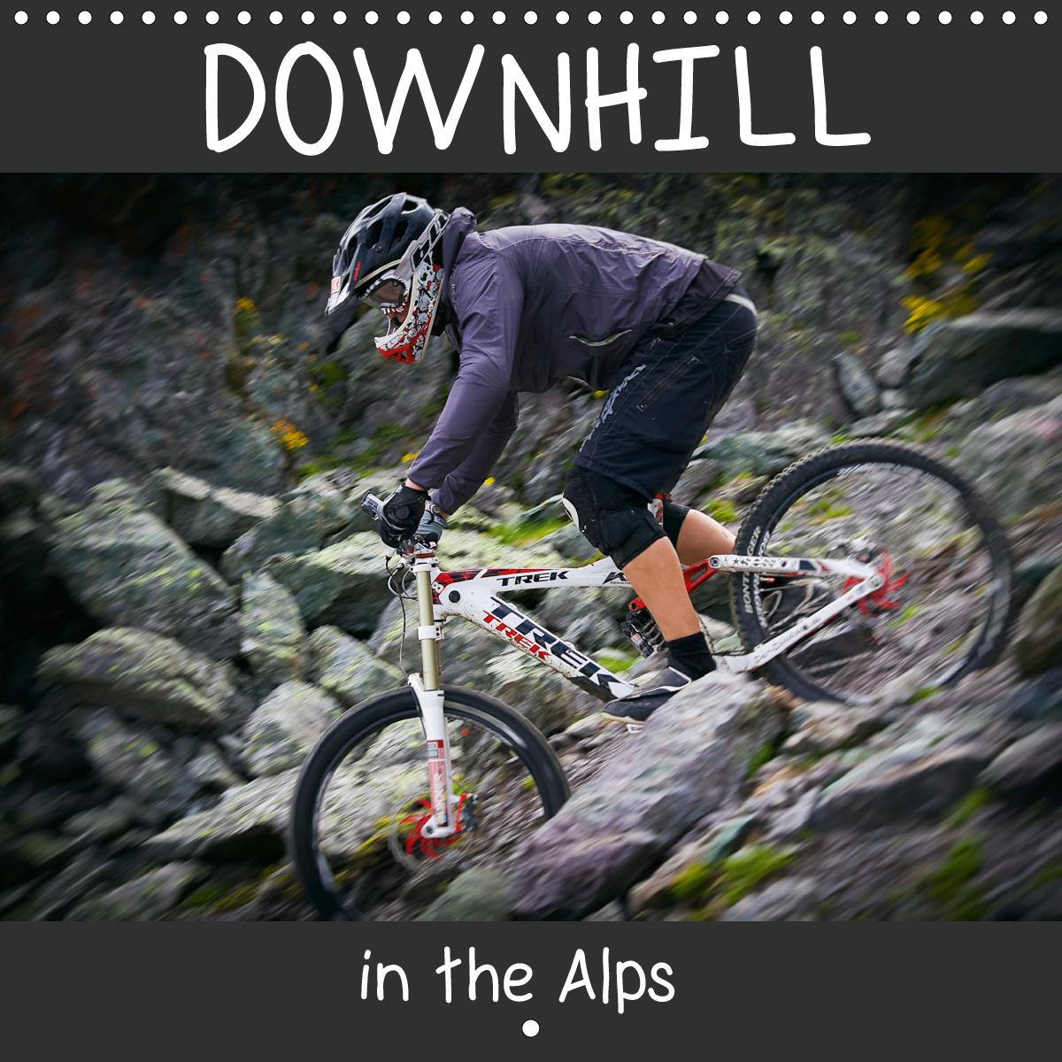 Downhill in the Alps - zum Schließen ins Bild klicken