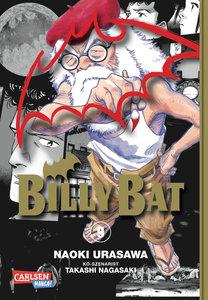 Billy Bat, Band 9