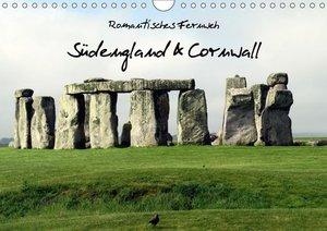 Romantisches Fernweh - Südengland & Cornwall 2018