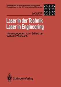 Laser in der Technik / Laser in Engineering