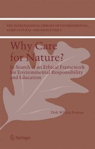Why care for Nature?