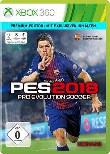 PES 2018 - Premium Edition (Pro Evolution Soccer)