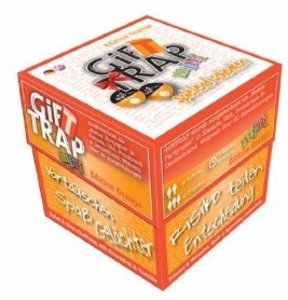 Heidelberger HE307 - Gift Trap Mini, Edition orange