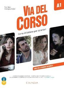 Via del Corso A1, mit 2 Audio-CDs u. Video-DVD