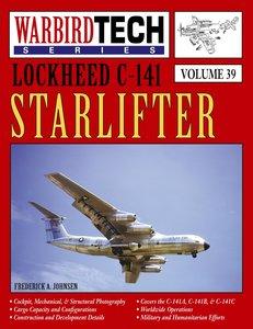 Lockheed C-141 Starlifter- Warbirdtech Vol. 39