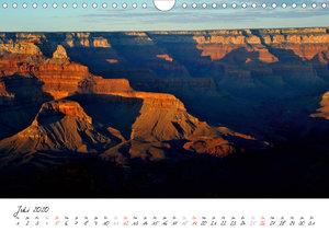Höhepunkte im Westen der USA (Wandkalender 2020 DIN A4 quer)