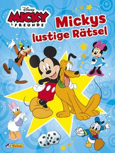 Disney Micky Maus: Mickys lustige Rätsel