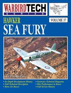 Hawker Sea Fury- Wbt Vol. 37