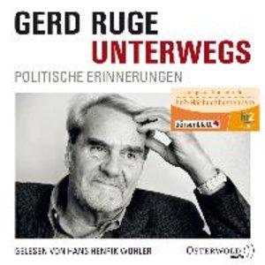 Gerd Ruge: Unterwegs