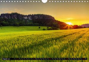 Bilder aus dem Nationalpark Sächsische Schweiz (Wandkalender 202