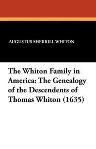 The Whiton Family in America