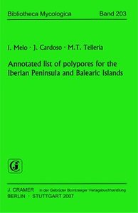 Annotated list of polypores for the Iberian Peninsula and Balear