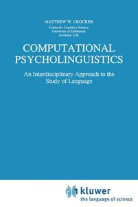 Computational Psycholinguistics