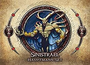 Asmodee FFGD1320 - Descent 2. Edition: Sinistrael Olliven Hauptm