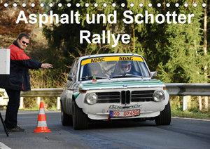 Asphalt und Schotter Rallye