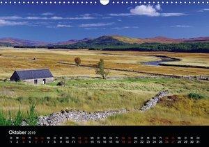 Von Cornwall nach Schottland (Wandkalender 2019 DIN A3 quer)