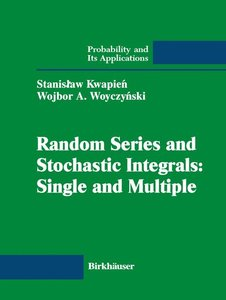 Random Series and Stochastic Integrals: Single and Multiple