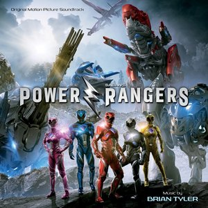 Power Rangers (Blue Vinyl)