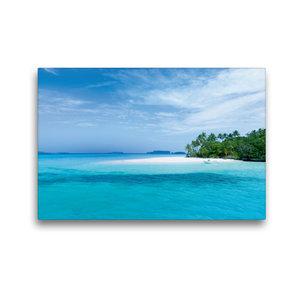 Premium Textil-Leinwand 45 cm x 30 cm quer Tonga