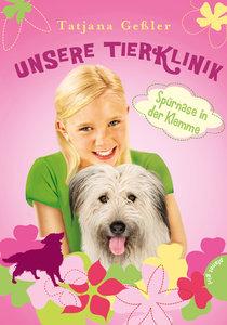 Unsere Tierklinik, Band 7: Unsere Tierklinik, Spürnase in der Kl