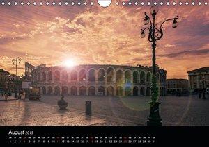Von Venetien nach Südtirol (Wandkalender 2019 DIN A4 quer)