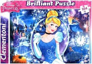 Brilliant Puzzle Cinderella (Kinderpuzzle)