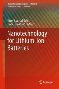 Nanotechnology for Lithium-Ion Batteries