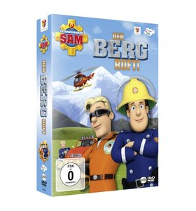 Feuerwehrmann Sam - Der Berg ruft! - 8. Staffel Box 2