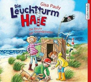 Die Leuchtturm-HAIE - Die Beute der Strandpiraten, 2 Audio-CDs