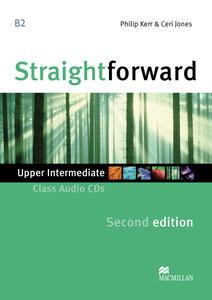 Straightforward Upper-Intermediate. Audio-CDs