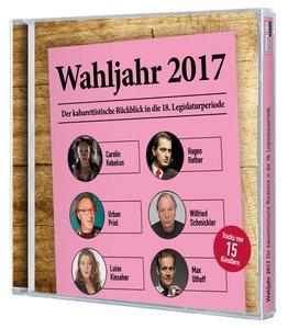 Wahljahr 2017 - Der kabarettistische Rückblick in die 18. Legisl