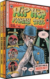 Hip Hop Family Tree, Vol.1-2 + additional Comic Book, English ed