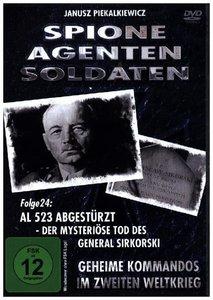Spione, Agenten, Soldaten: Folge 24:- AL S23 abgestürzt - Der my