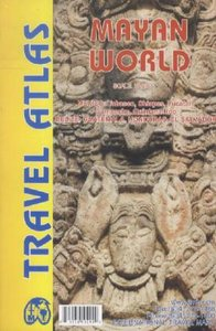 Mayan World Travel Atlas