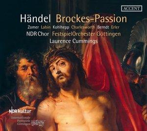 Brockes-Passion HWV 48 (Live-Aufnahme)
