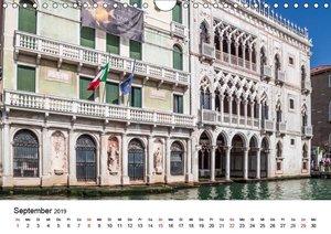 Die Attraktionen von Venedig (Wandkalender 2019 DIN A4 quer)