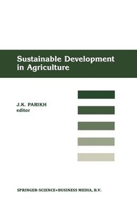 Sustainable Development of Agriculture