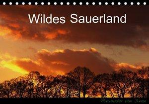 Wildes Sauerland (Tischkalender immerwährend DIN A5 quer)