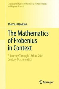 The Mathematics of Frobenius in Context