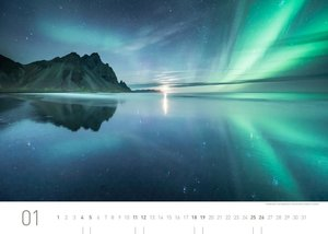 Island Exklusivkalender 2020 (Limited Edition)