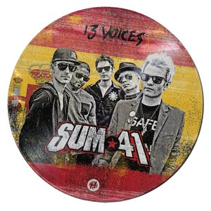 13 Voices (Limited Picture Disc Vinyl-Spain)