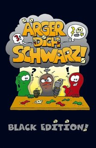 Heidelberger Spieleverlag HE039 - Ärger Dich, schwarz