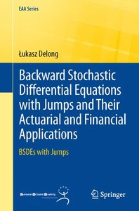 Backward Stochastic Differential Equations with Jumps and Their
