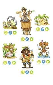 tiptoi® CREATE Sticker Piraten