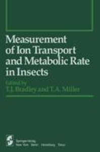 Measurement of Ion Transport and Metabolic Rate in Insects