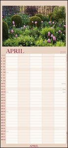 Garten Familienplaner Kalender 2020